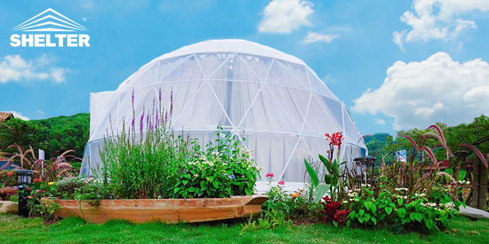 casa iglus-Geodesic Dwell Domes-Shelter Dome-Glamping Dome
