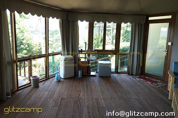 multi peaks lodge tent for sale-luxury lodge glamping in jungle resort-deluxe outdoor accommodation in glamping lodges-glitzcamp (12)